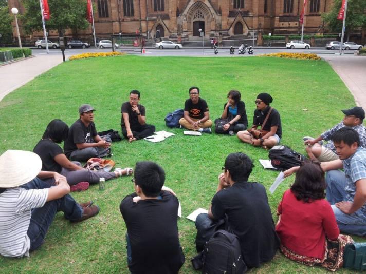 Diskusi Anti Korupsi