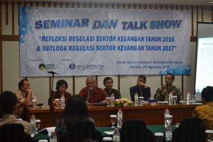 Seminar Outlook Regulasi Keuangan 2017